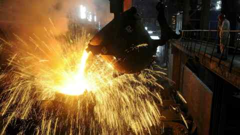 China cracks down on iron ore market