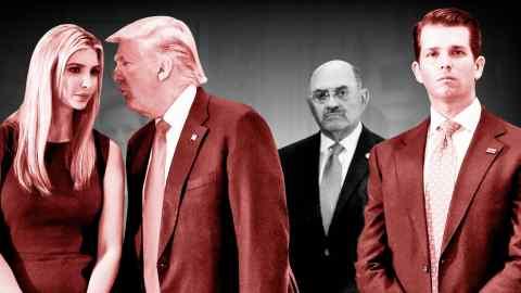 New York attorney-general opens criminal investigation into Trump Organization