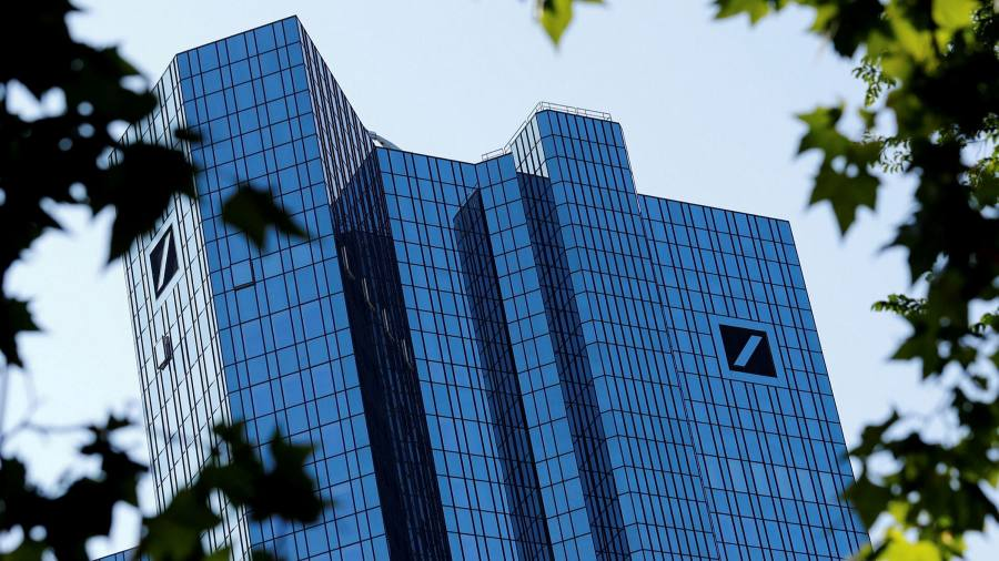 The Deutsche Bank executive has asked for an order on the Wirecard report