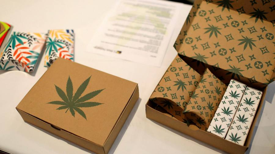 Cannabis sparks corporate interest as it moves toward the mainstream