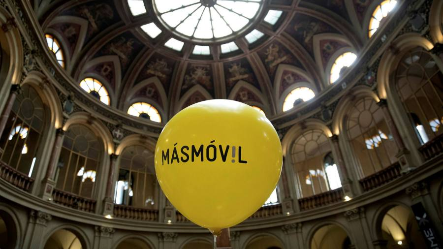 Spain's MasMovil to be acquired in €5bn private equity buyout