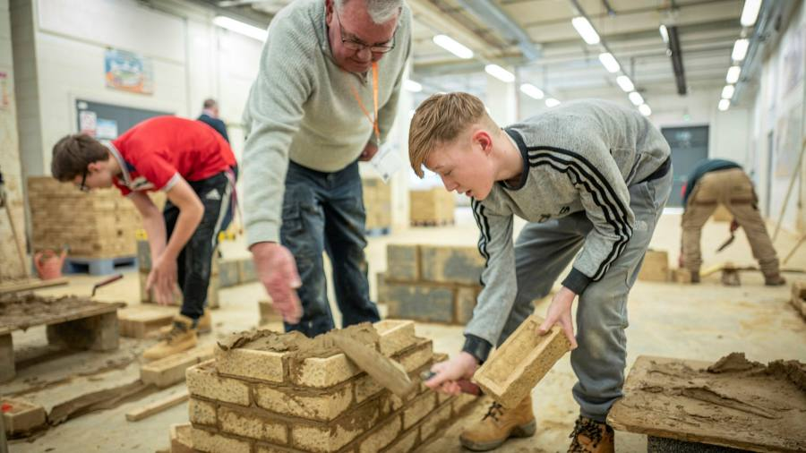 Apprenticeships only part of solution to rise in youth unemployment