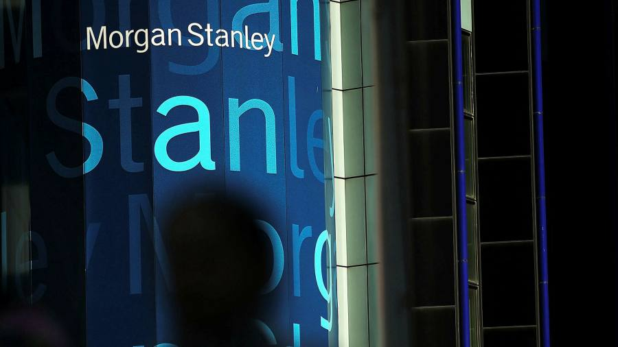 Morgan Stanley banned unincorporated employees and customers from the New York office