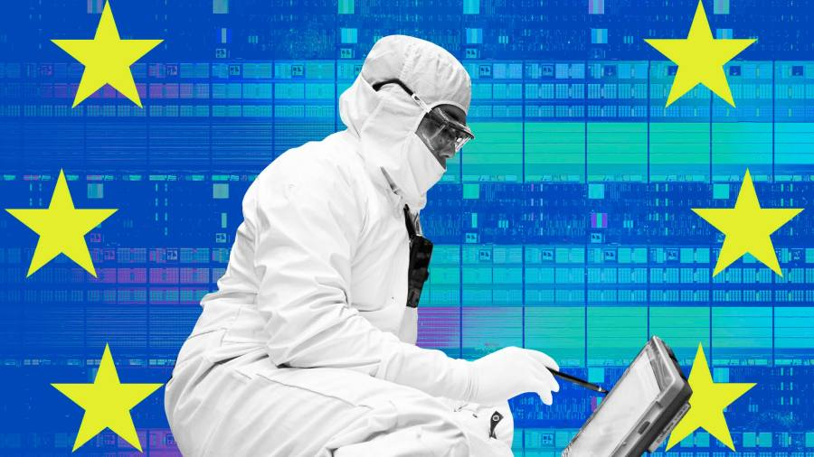 Semiconductors: Europe's expensive plan to reach the top tier of chipmakers