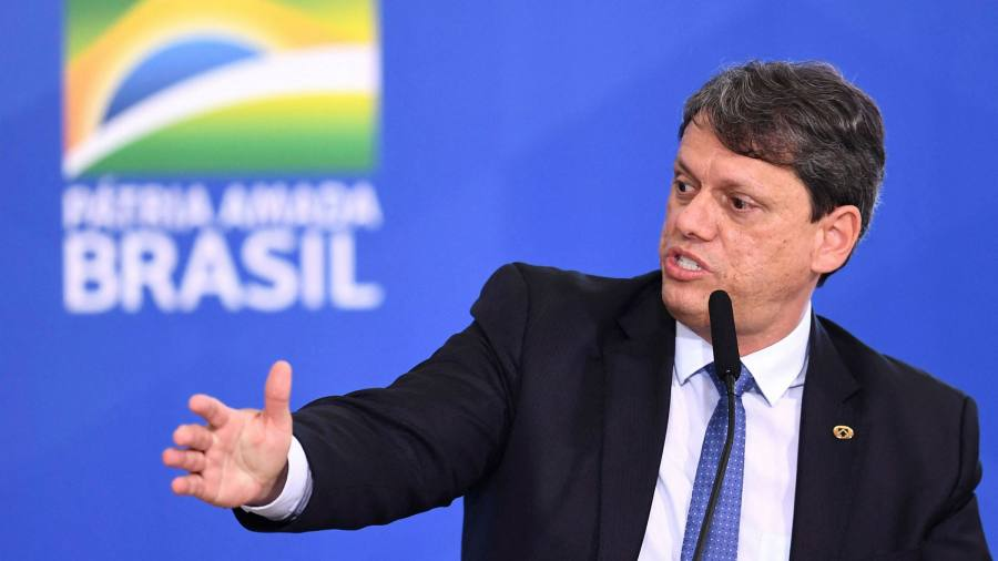 Brazil's infrastructure minister predicts bn investment boom