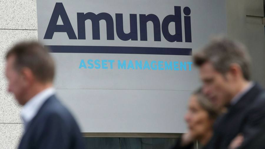 Amundi Lyxor's rival is close to a deal to buy him for 825 million euros