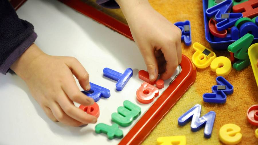 UK childcare sector on 'brink of collapse'