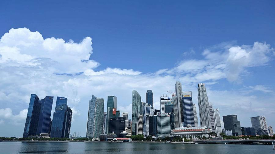Chinese tech groups boost Singapore presence in south-east Asia push
