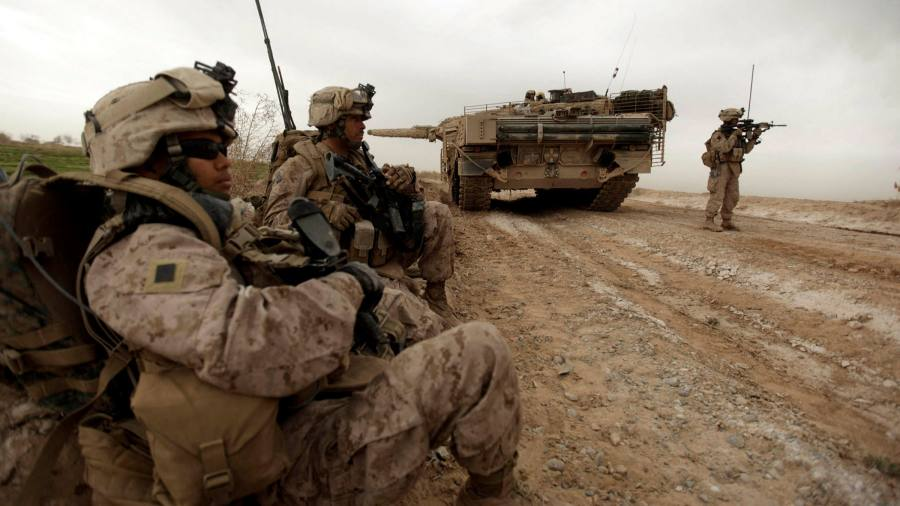Joe Biden will announce that he will withdraw all U.S. troops from Afghanistan
