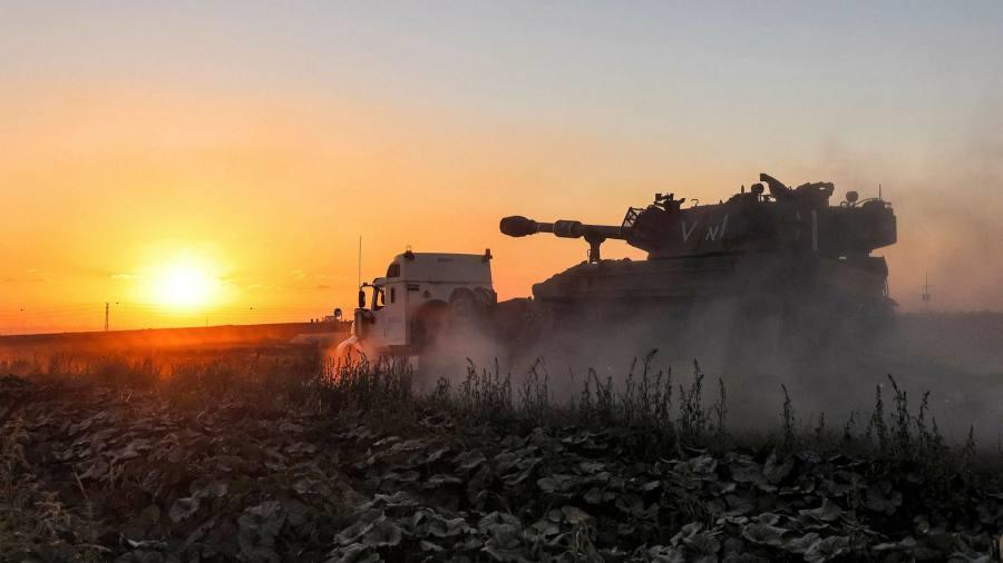 Israel says it has deployed ground troops against Gaza