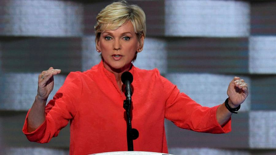 Joe Biden picks ex-Michigan governor Jennifer Granholm for energy secretary