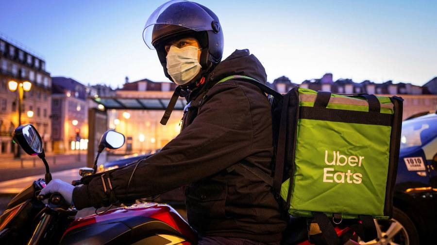 Uber in talks to buy food delivery start-up Postmates