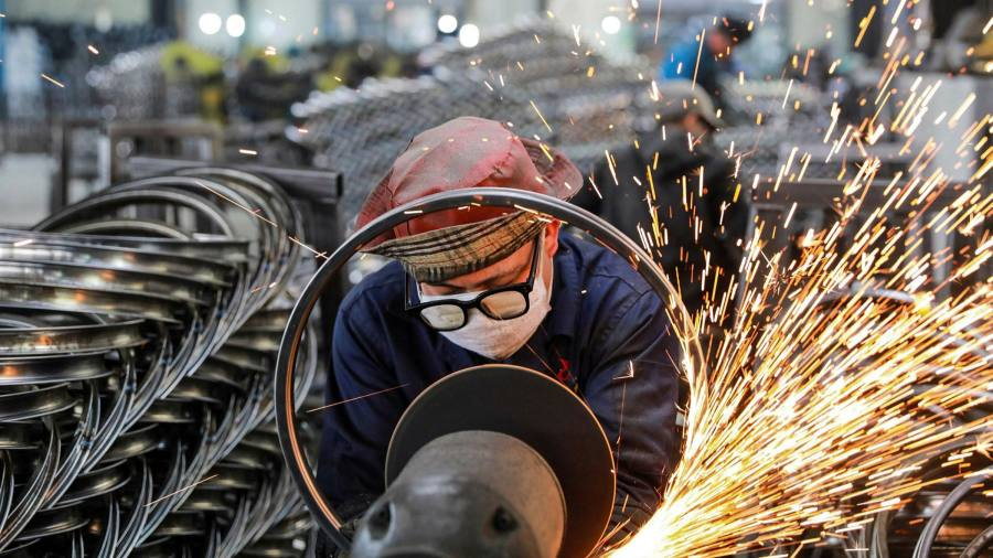 There are signs of inflation as Chinese producer prices jump