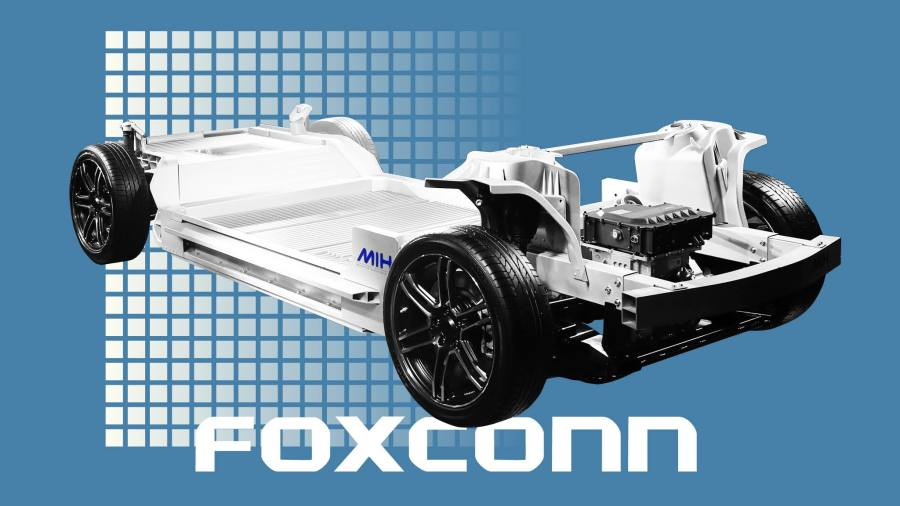 Foxconn the carmaker? Disruption in the era of electric vehicles