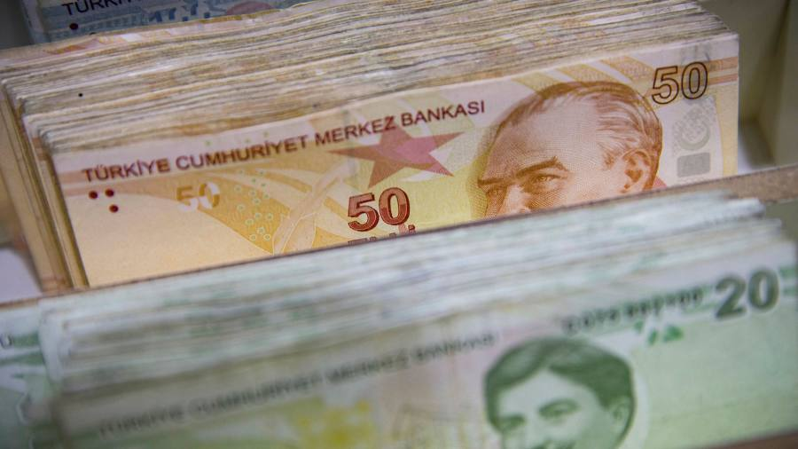 Turkey's borrowing masks 'significant' decline in forex reserves