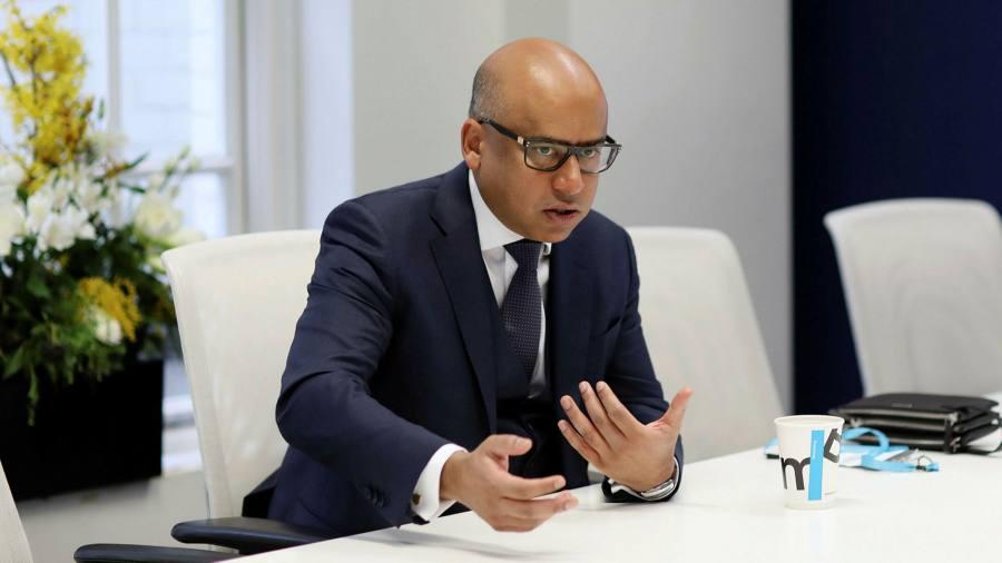 UK ministers turn down Sanjeev Gupta's bid for £ 170m funding