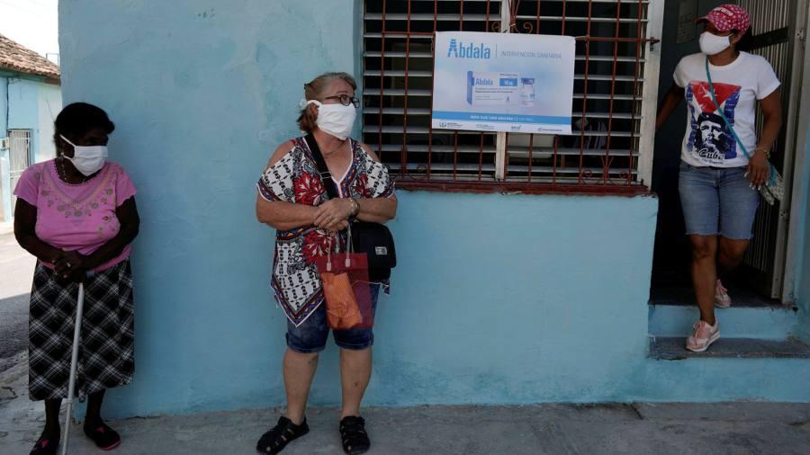 Cuba deploys homegrown Covid jabs before regulators give go-ahead