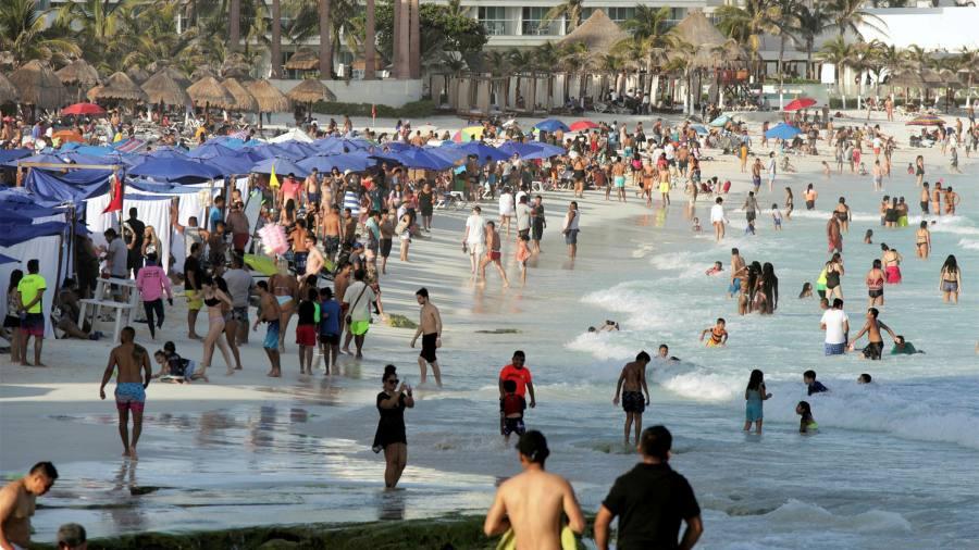 Mexico enjoys break from economic gloom with the help of Biden