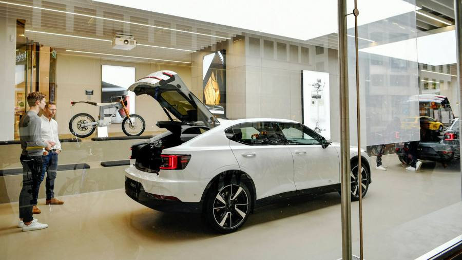 Polestar/Volvo Cars: navigating a course to more capital