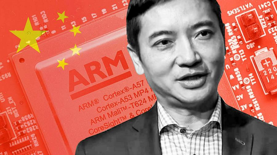 Arm China chief makes 9m acquire on stake in chip firm's buyer