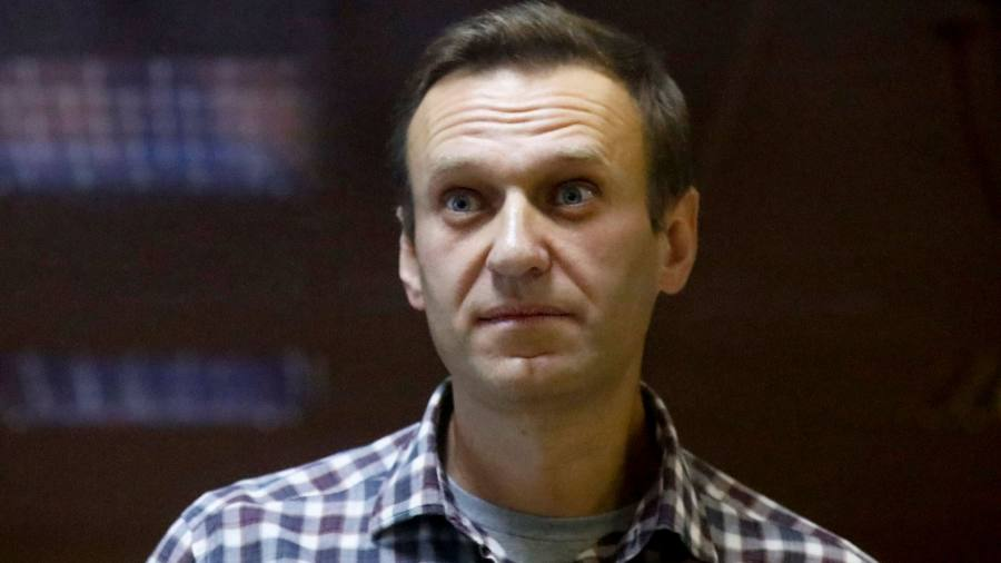 """Supporters of Alexei Navalny have said his life is """"hanging by a thread"""""""