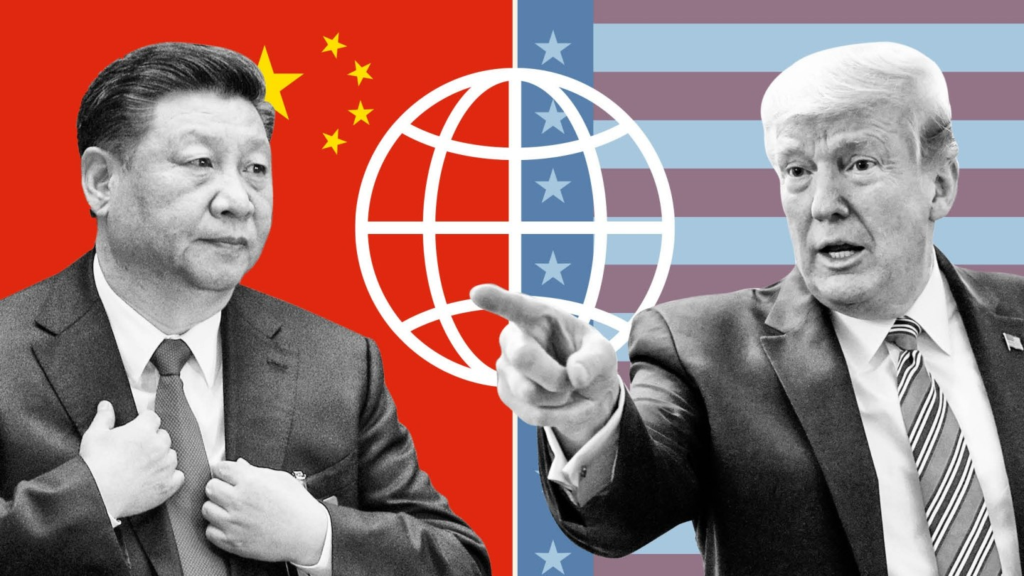 US and China: edging towards a new type of cold war? | Financial Times