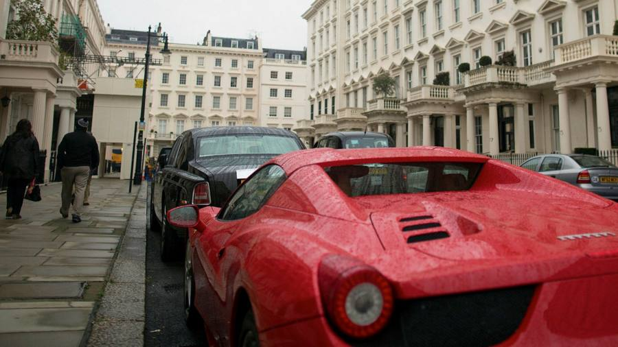 Wealthy pay less tax than official headline rates, study finds