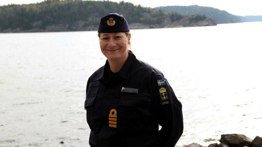 Swedish navy chief says military cutbacks 'wrong decision'