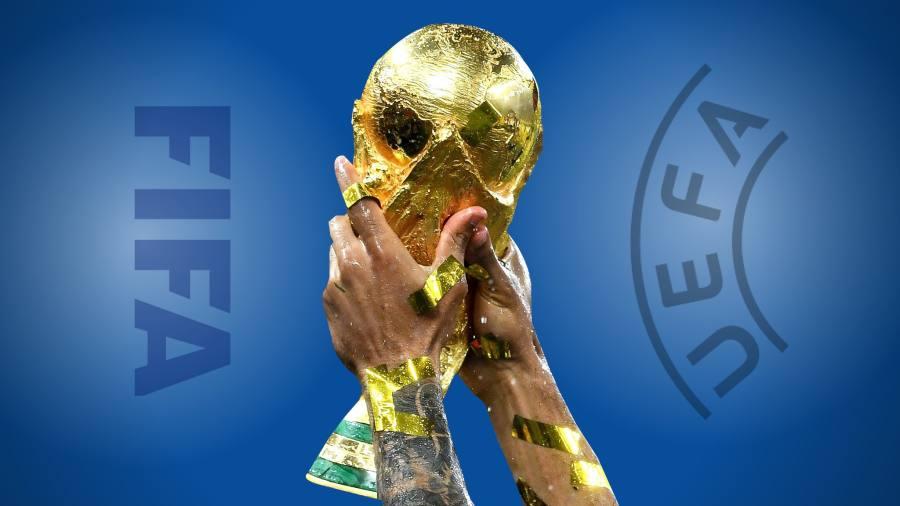 The battle to regulate soccer: Fifa versus Uefa