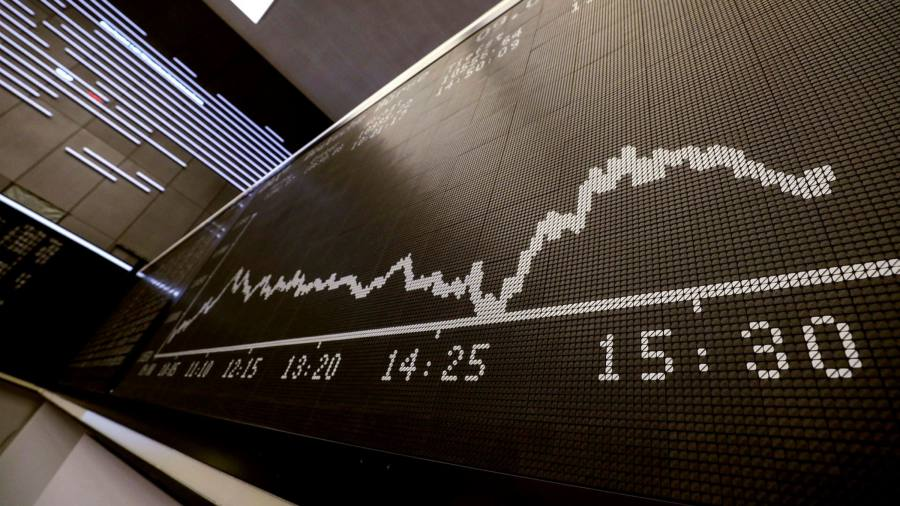 EU spending plans fuel further gains in global stocks