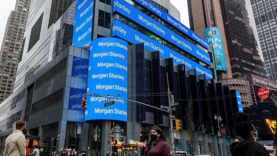 Morgan Stanley has suffered a $ 911 million loss to Archegos