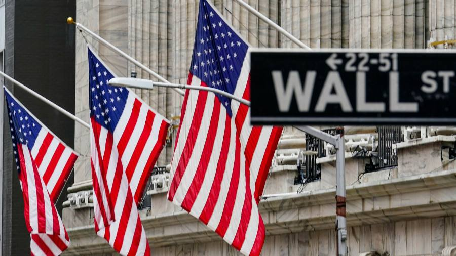 Wall Street head stocks for a back-to-back slide