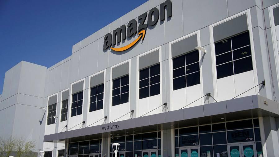 Amazon's on-line gross sales development slows as lockdowns ease