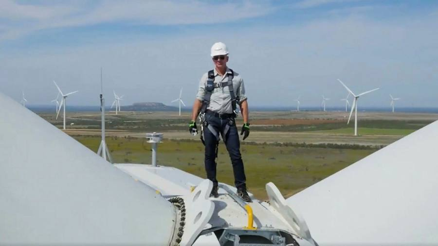 Wall Street and high-tech teams to oppose Texas 'wind energy bill
