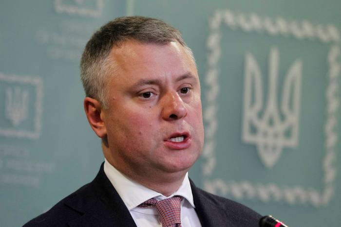 Ukraine ready to take action against Gazprom over central Asian gas