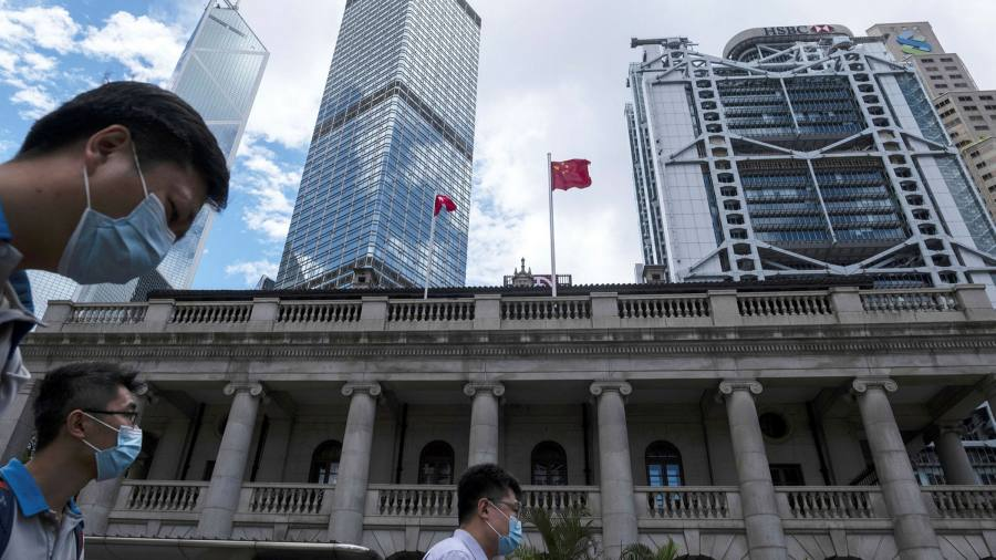 HSBC and StanChart's support for Hong Kong law provokes ire