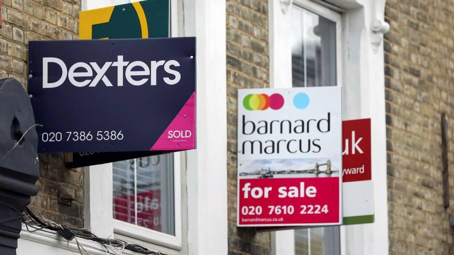 UK housing market nervously reopens for business