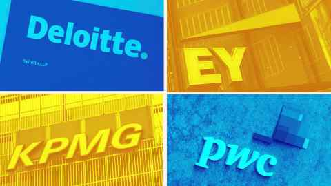 KPMG criticised for 'unacceptable' bank audits by UK regulator