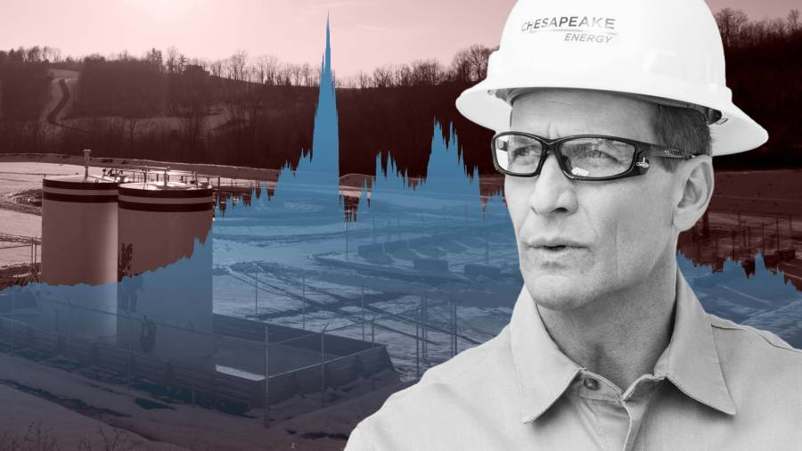 Chesapeake Energy: rise and fall of a US shale star