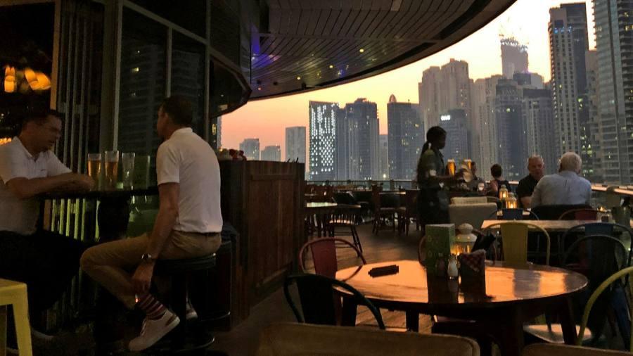 Dubai raises a glass to social changes in the Gulf