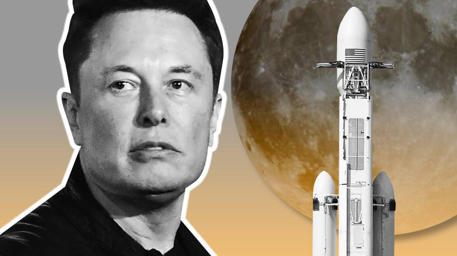 SpaceX: how Elon Musk's new rocket could transform the space race