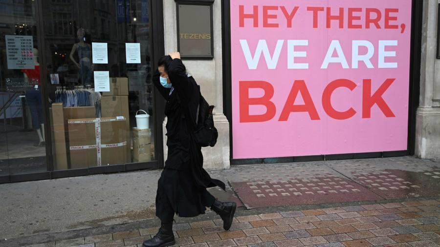 UK businesses seek swift return to work