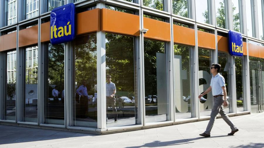 Brazil's largest banks are struggling to reinvent themselves for digital reasons