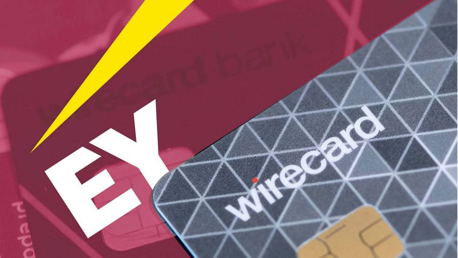 The German probe found that EY's Wirecard inspections had serious deficiencies