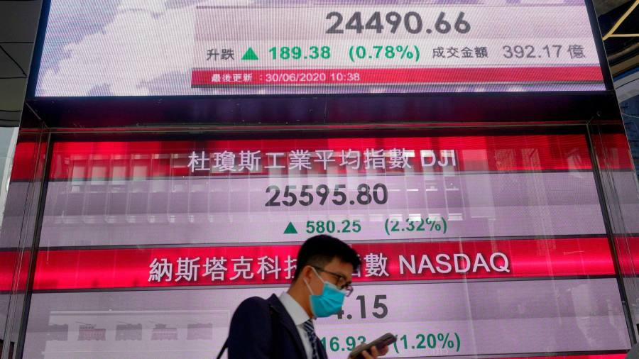 Global stocks rise after positive US economy data
