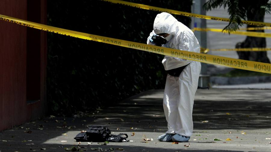 Mexico's political murders put focus on rising violence
