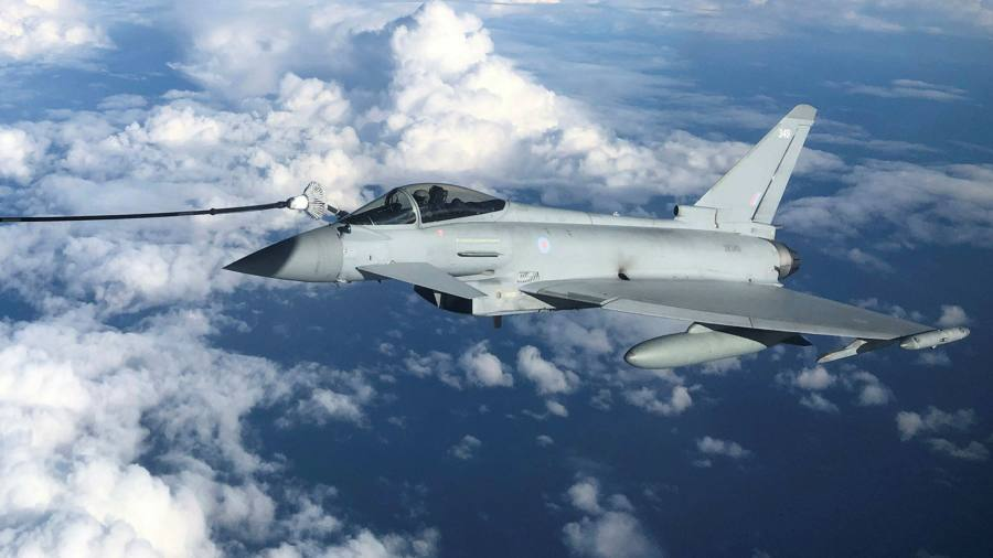UK defence group Cobham launches £2.6bn bid for rival Ultra