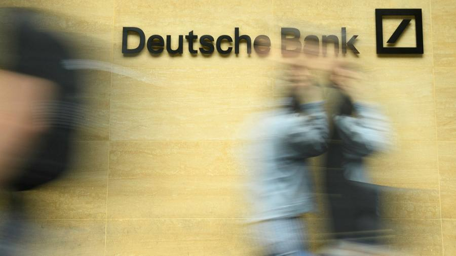 A former Deutsche Bank trader was sentenced to prison in the 'spoofing' case
