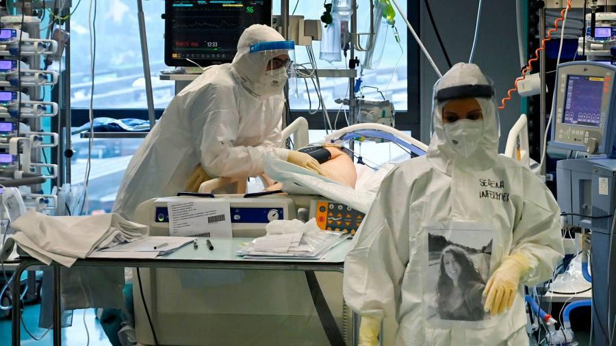 ماہرین کے مطابق ، ڈبلیو ایچ او اور عالمی رہنما اس آفت کو روک سکتے ہیں۔