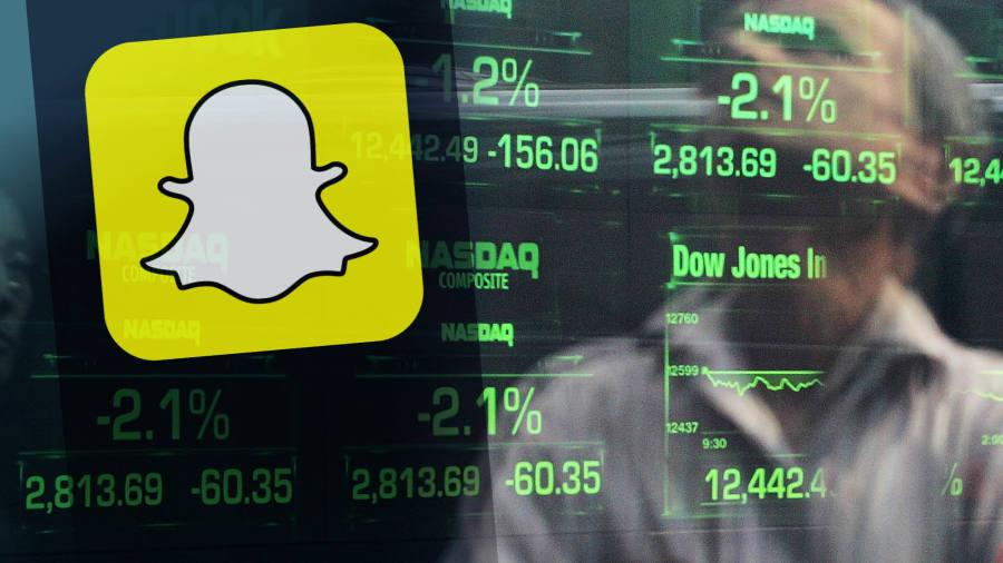 Snapchat ipo financial times